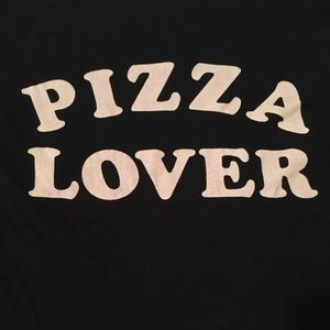 🍕🍕PIZZA LOVER COTTON TEE 🍕🍕